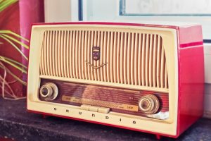 אילוסטרציה רדיו